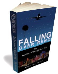 Falling Over Reno - Book Cover